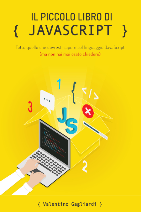 Il Piccolo Libro di JavaScript Cover