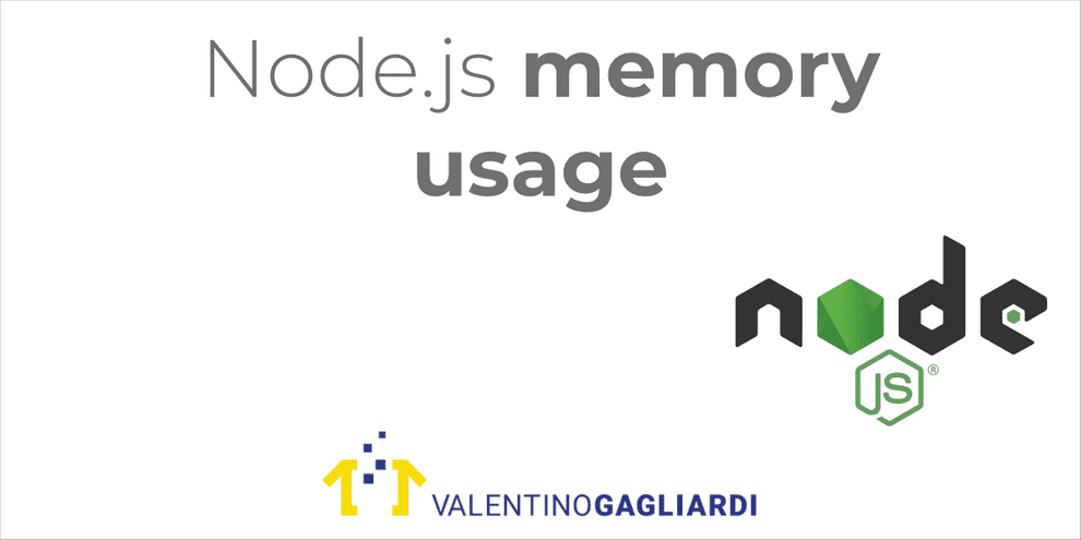 Node.js memory usage